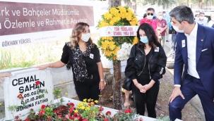 Merhum Cemal Şahan Vefatının İkinci Yılında Mezarı Başında Anıldı