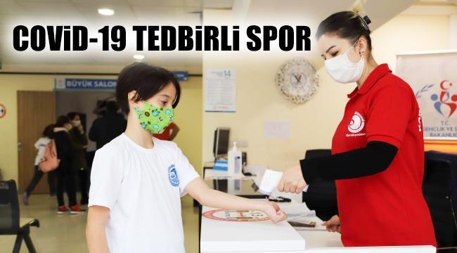Covid-19 Tedbirli Spor