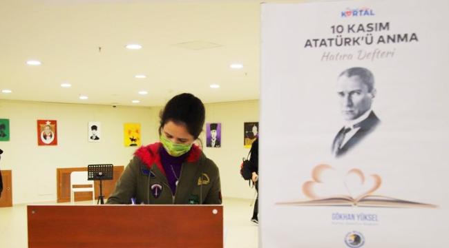 Sanat Akademisi Öğrencilerinden '10 Kasım' Sergisi